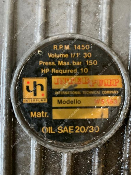 Motorvatspuit 600 Ltr. | Afbeelding 4