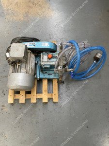 Spray pump 36 Ltr. 120 BAR