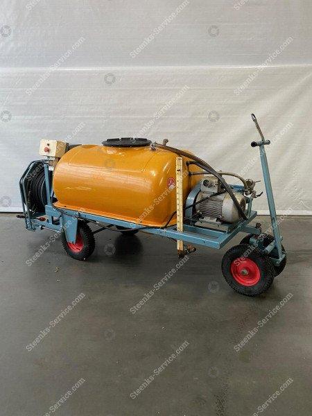 Spray cart Georgia 600 ltr. | Image 2