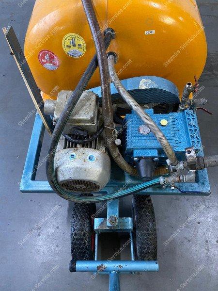 Spray cart Georgia 600 ltr. | Image 4