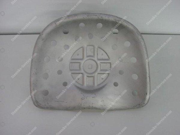 Zitwagen-zitpan   Afbeelding 2