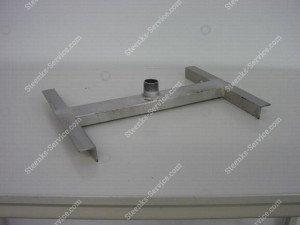 Sitting-trolley-insert frame