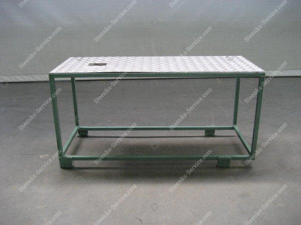 Erhöh Plattform Stahl | Bild 3