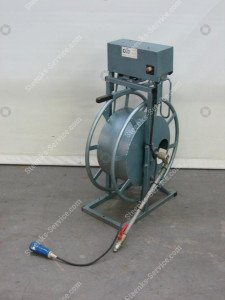 Elektro slanghaspel
