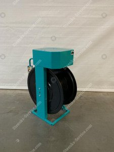 Electric hose reel 130 mtr. 1/2