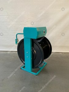 Electric hose reel 150 mtr. 1/2