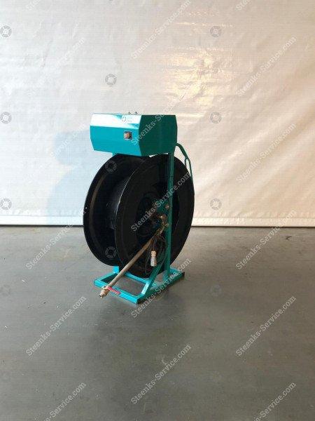 Elektro Schlauchrolle 100 mtr. 1/2