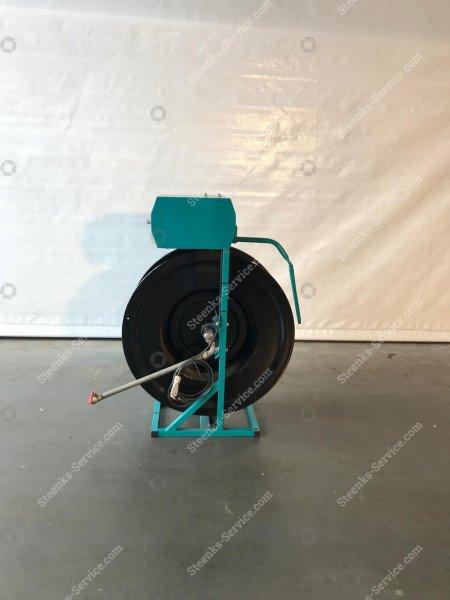 Opbouw slanghaspel 100 mtr. 1/2   Afbeelding 2
