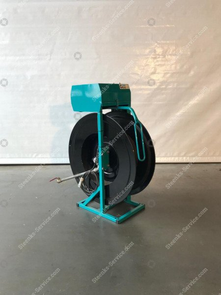 Opbouw slanghaspel 100 mtr. 1/2   Afbeelding 3