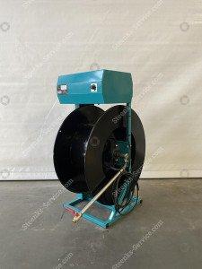 Elektro Schlauchrolle 130 mtr. 1/2