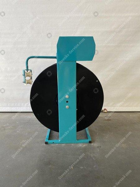 Electric hose reel 130 mtr. 1/2   Image 4