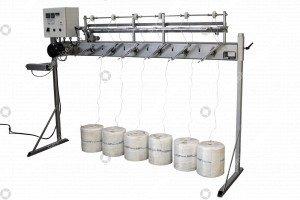 Tomato hook winding machine
