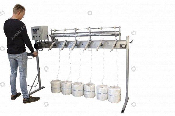 Tomaten hakenaufwicklung Maschine | Bild 3