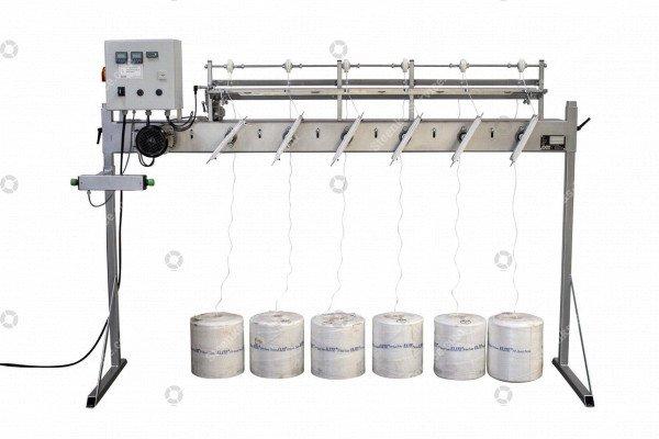 Tomaten hakenaufwicklung Maschine | Bild 4
