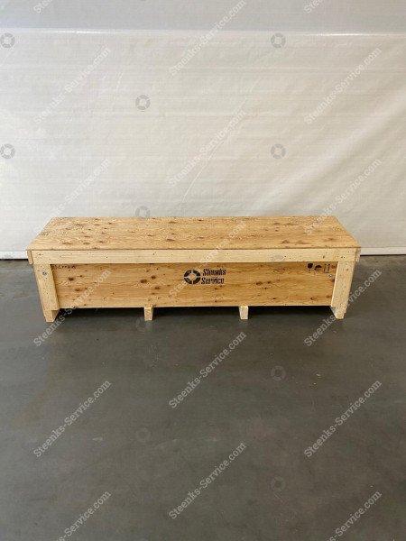 Export box Hakenaufwickler pallet | Bild 2