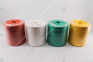 Diverse soorten touw