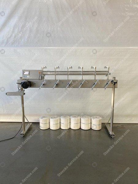 Tomaten hakenaufwicklung Maschine   Bild 3