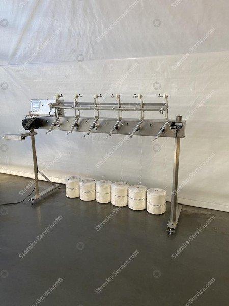 Tomaten hakenaufwicklung Maschine   Bild 4