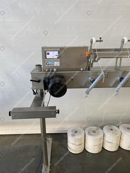 Tomaten hakenaufwicklung Maschine   Bild 6