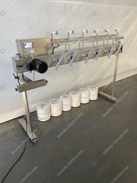 Tomato hook winding machine | Image 9