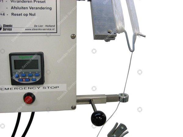 Tomato hook winding machine 24 Volt   Image 2