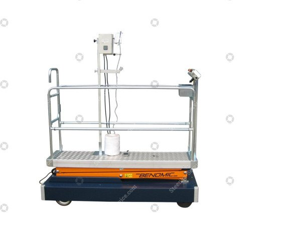 Tomato hook winding machine 24 Volt | Image 3