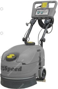 Floor scrubber Stefix 350 24V