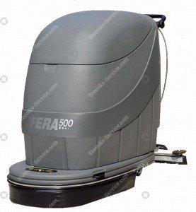 Schrubbmaschine Stefix 500S