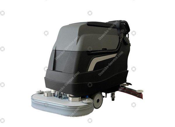Schrubbmaschine Stefix 800B