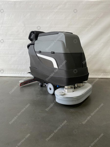 Schrubbmaschine Stefix 800B | Bild 3