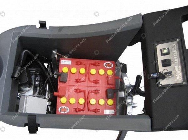 Schrubbmaschine Stefix 500 BIG   Bild 7