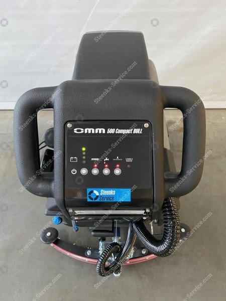 Schrubbmaschine Stefix 500 Compact Bull | Bild 6