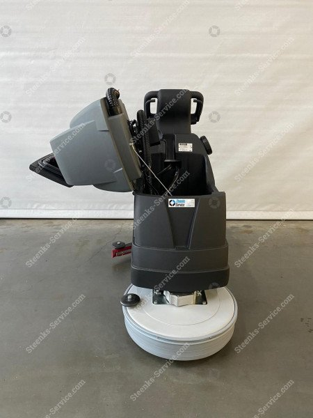 Schrubbmaschine Stefix 500 Compact Bull | Bild 7