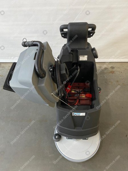 Schrubbmaschine Stefix 500 Compact Bull | Bild 8