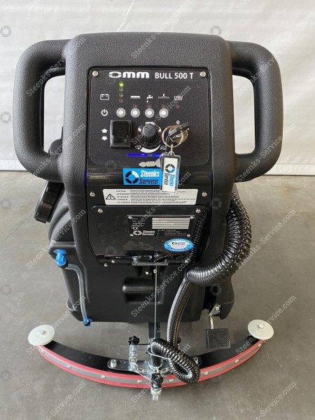 Schrob-/zuigmachine Stefix Bull 500 T | Afbeelding 8