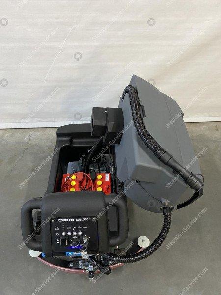 Schrob-/zuigmachine Stefix Bull 500 T | Afbeelding 10