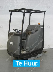 ZU VERMIETEN: Schrubbmaschine Stefix1000