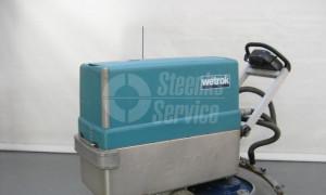 Scrub-/vacuum machine Wetrok