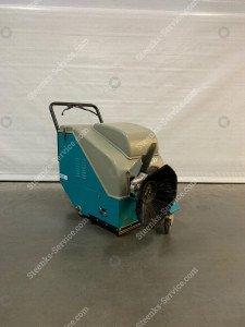 Floor sweeper Stefix 50