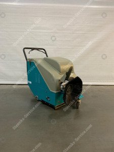 Floor sweeper Stefix 50
