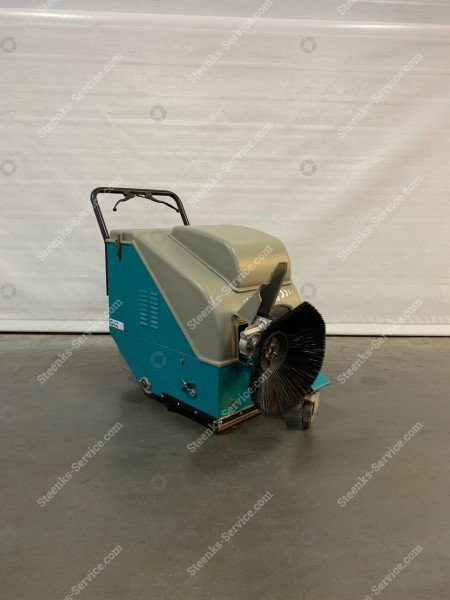 Kehrsaugmaschine Stefix 50