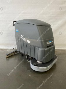 Floor scrubber Stefix 800