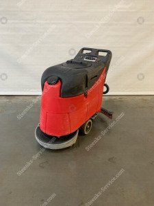Floor scrubber Stefix 500 BIG