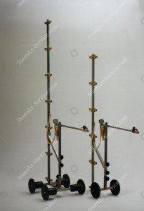 Edelstahl-Strahlrohr Spritzmast
