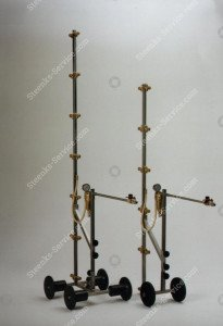 Stainless steel spray mast