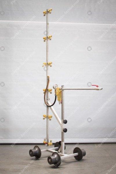 Stainless steel spray mast | Image 2