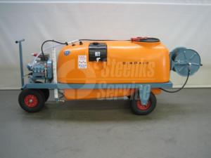 Spray cart Georgia / California