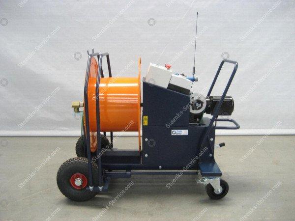 Elektro Schlauchhaspeln 230V mechanische | Bild 2