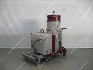 Chain-conveyor vacuum cleaner Comzu TM65