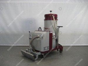 Kettenförderer Staubsauger Comzu TM65